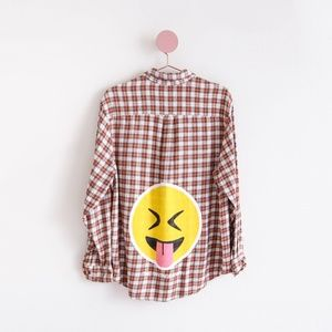 The Vintage Twin Vintage Flannel Shirt